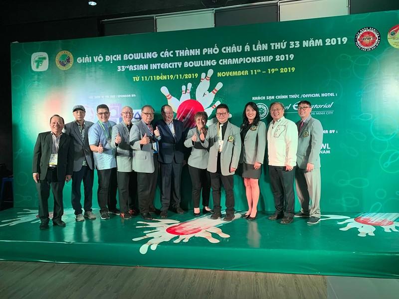 TP.HCM đăng cai giải Bowling các thành phố châu Á 2019 - ảnh 1