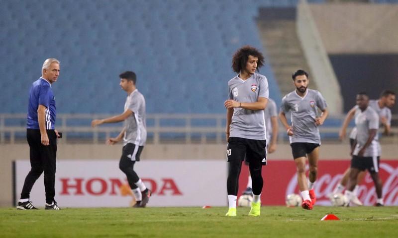 AFC nhận định UAE và Thái Lan khó thắng Việt Nam và Malaysia - ảnh 1