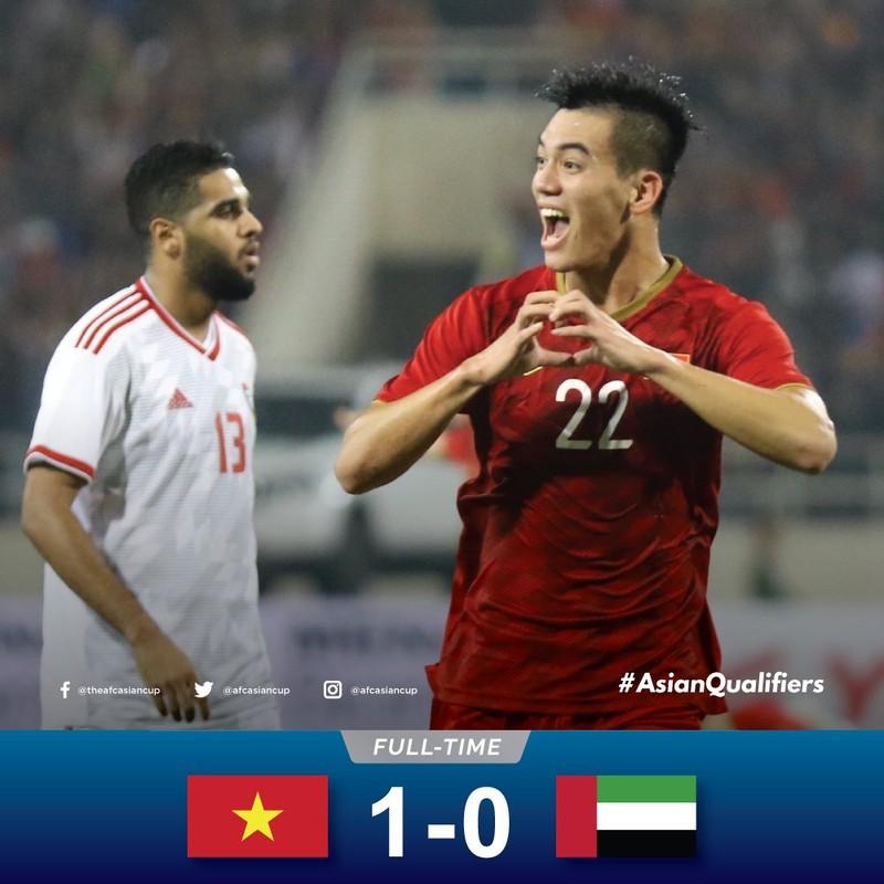 FIFA sốc với chiến thắng của đội tuyển Việt Nam trước UAE - ảnh 4