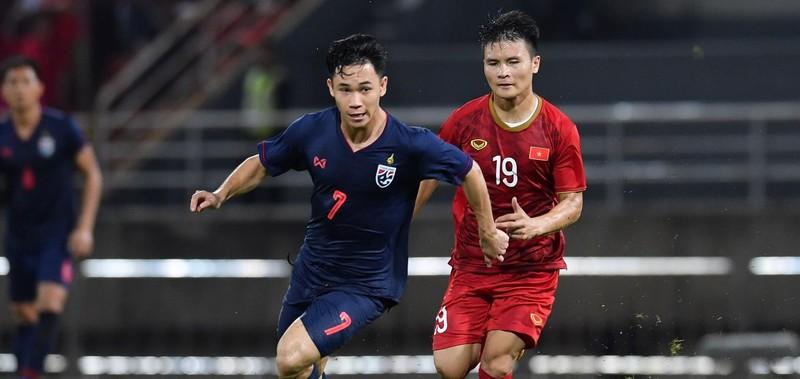 AFC: Thái Lan đe dọa ngôi đầu bảng của tuyển Việt Nam - ảnh 1