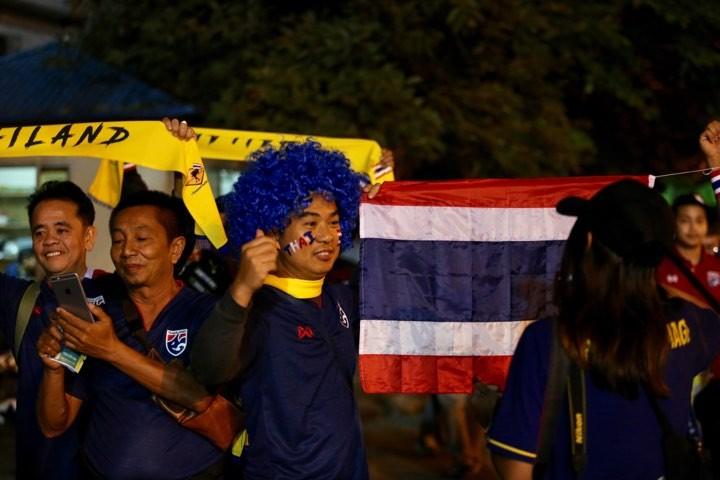 Văn Lâm xuất thần,Việt Nam hòa Thái Lan kịch tính và tranh cãi - ảnh 34