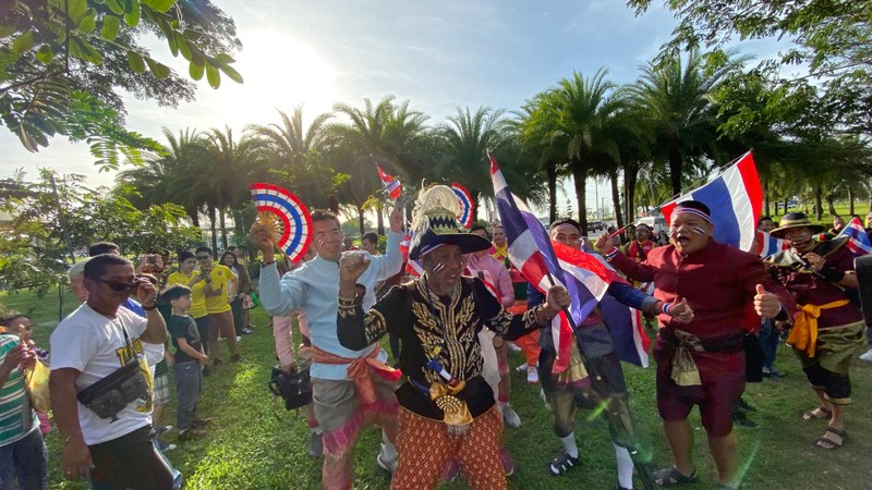 Lễ khai mạc SEA Games 30 nhiều màu sắc, ngập tràn cảm xúc - ảnh 18