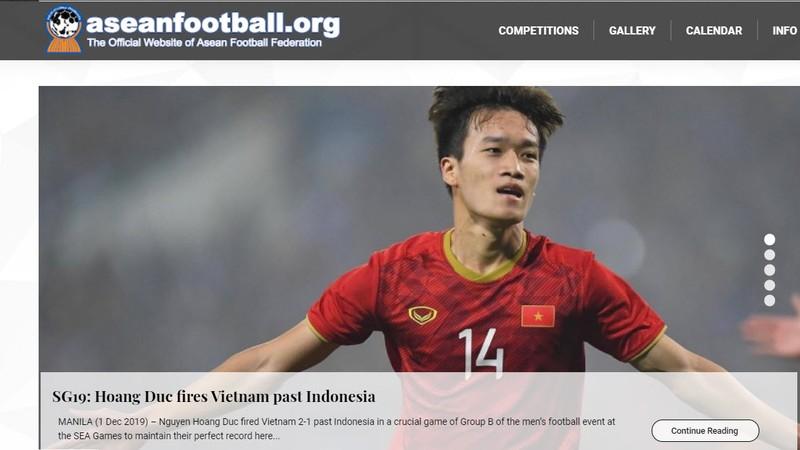 AFF: 'U-22 VN đã cho thấy phẩm chất của nhà vô địch SEA Games' - ảnh 1