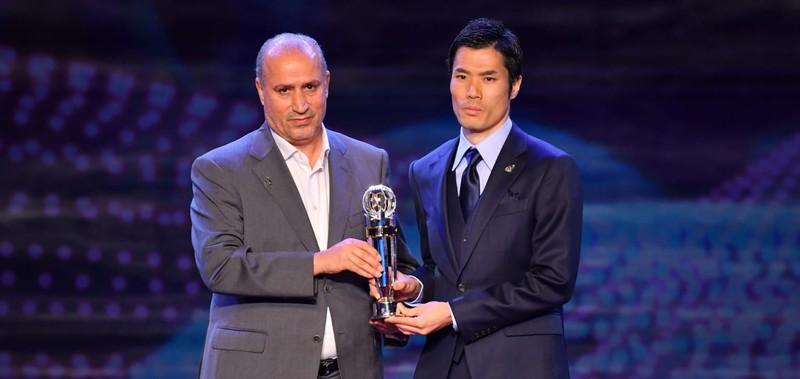 Văn Hậu hụt giải cầu thủ trẻ, Hassan Afif xuất sắc nhất châu Á - ảnh 11