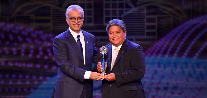 Văn Hậu hụt giải cầu thủ trẻ, Hassan Afif xuất sắc nhất châu Á - ảnh 5