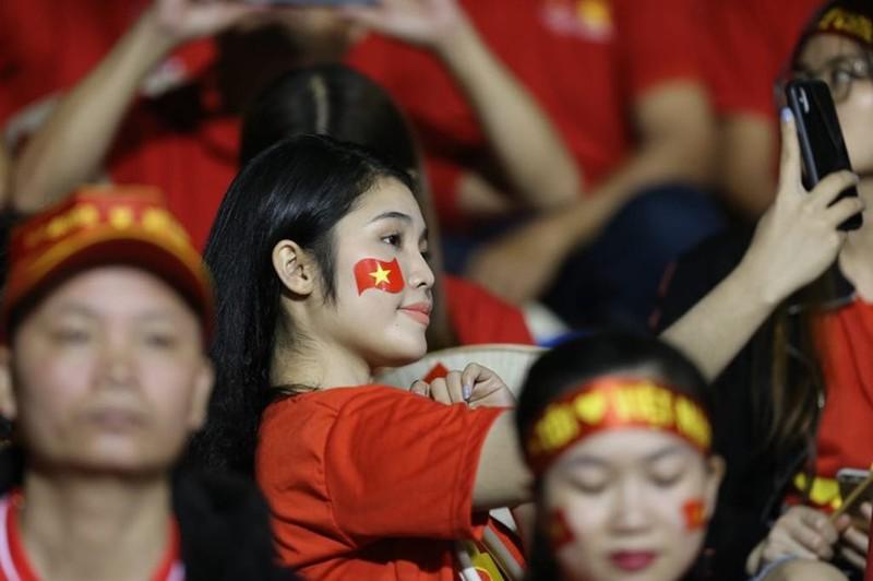 Đức Chinh ghi bàn thắng vàng, U22 Việt Nam thắng khó Singapore - ảnh 22