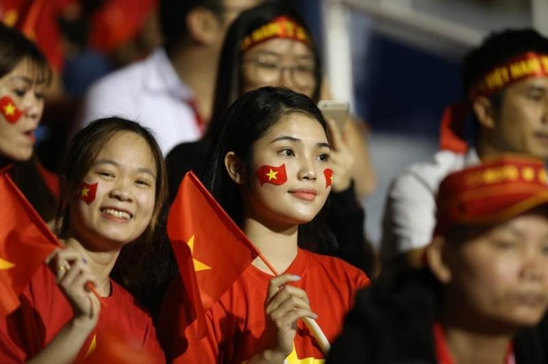 Đức Chinh ghi bàn thắng vàng, U22 Việt Nam thắng khó Singapore - ảnh 24