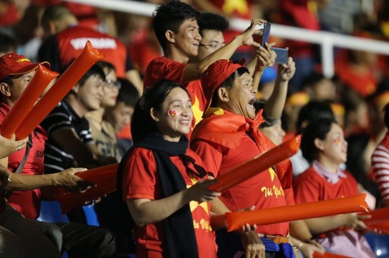 Đức Chinh ghi bàn thắng vàng, U22 Việt Nam thắng khó Singapore - ảnh 26
