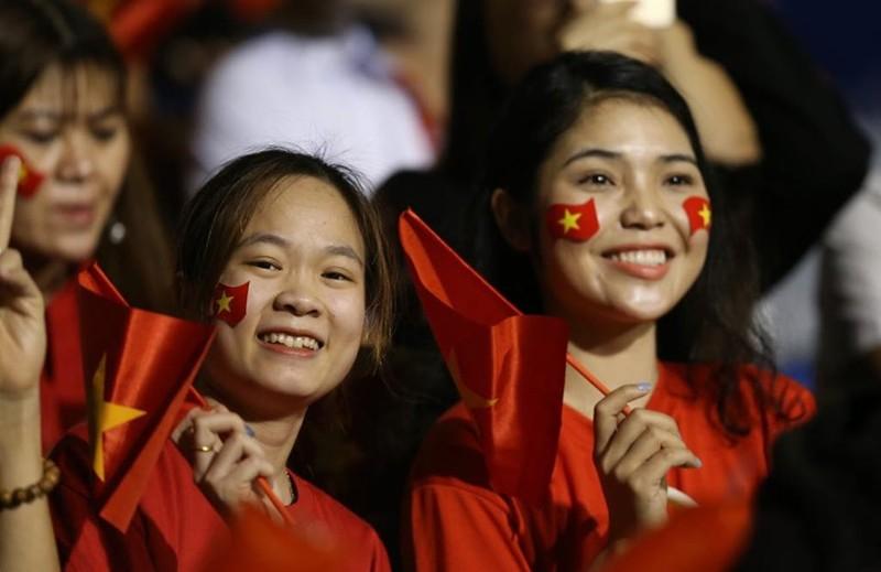 Đức Chinh ghi bàn thắng vàng, U22 Việt Nam thắng khó Singapore - ảnh 21