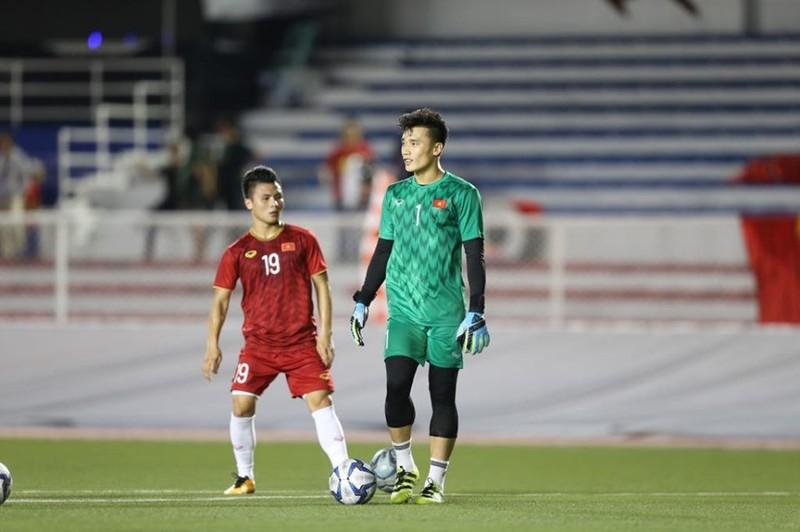 Đức Chinh ghi bàn thắng vàng, U22 Việt Nam thắng khó Singapore - ảnh 18