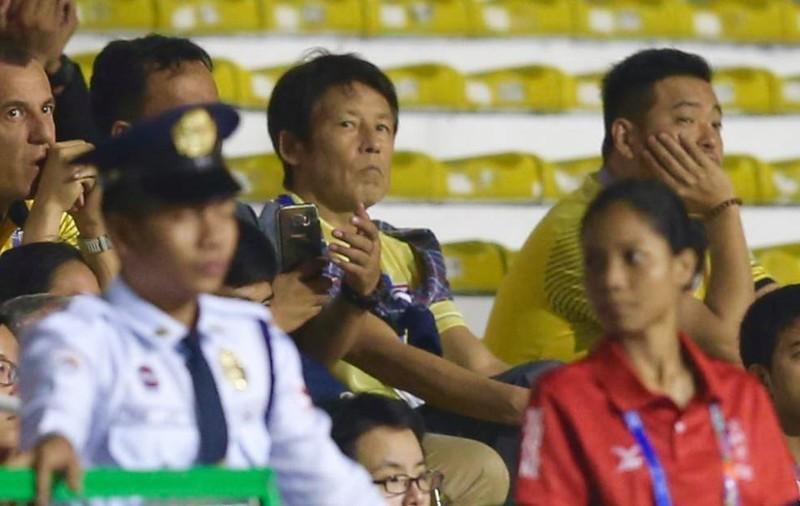 Đức Chinh ghi bàn thắng vàng, U22 Việt Nam thắng khó Singapore - ảnh 10