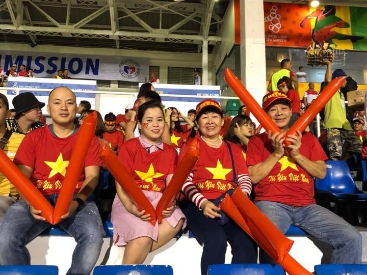 Đức Chinh ghi bàn thắng vàng, U22 Việt Nam thắng khó Singapore - ảnh 30