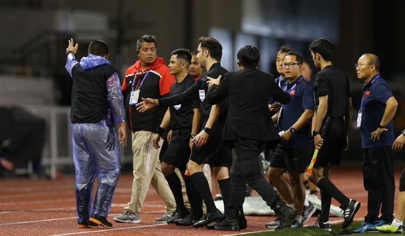 Đức Chinh ghi bàn thắng vàng, U22 Việt Nam thắng khó Singapore - ảnh 12