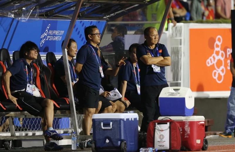 Đức Chinh ghi bàn thắng vàng, U22 Việt Nam thắng khó Singapore - ảnh 8