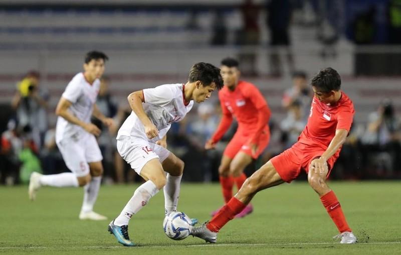 Thầy Park: 'U-22 Việt Nam hãy quên trận thắng này đi...' - ảnh 2