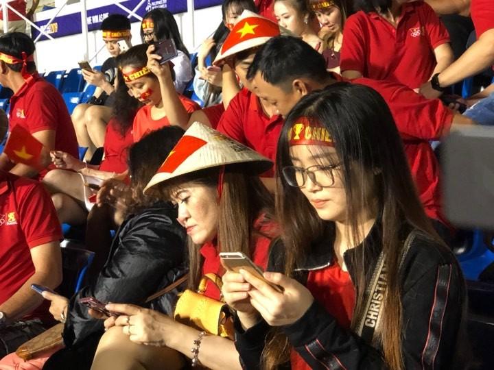 Đức Chinh ghi bàn thắng vàng, U22 Việt Nam thắng khó Singapore - ảnh 31