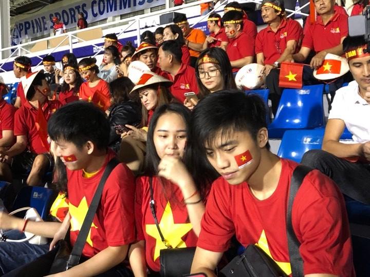 Đức Chinh ghi bàn thắng vàng, U22 Việt Nam thắng khó Singapore - ảnh 32