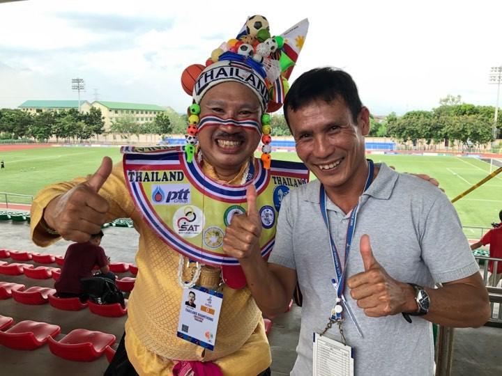 Hội trưởng Hội CĐV Thái Lan: 'Thái Lan sẽ thắng 2-0 hoặc 3-1' - ảnh 1