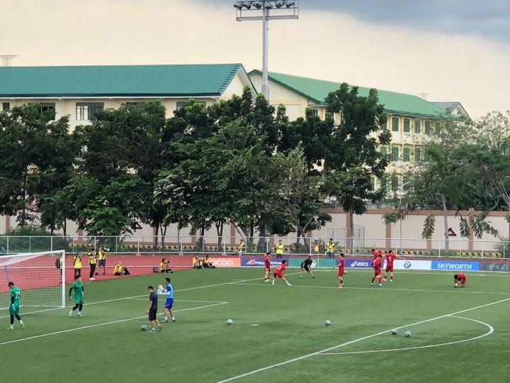 Tiến Linh lập cú đúp, U-22 Việt Nam bay vào bán kết SEA Games - ảnh 22