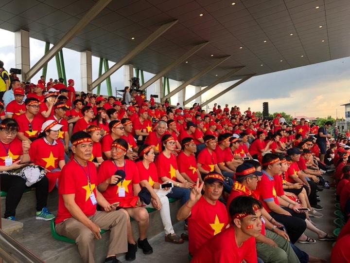 Tiến Linh lập cú đúp, U-22 Việt Nam bay vào bán kết SEA Games - ảnh 24