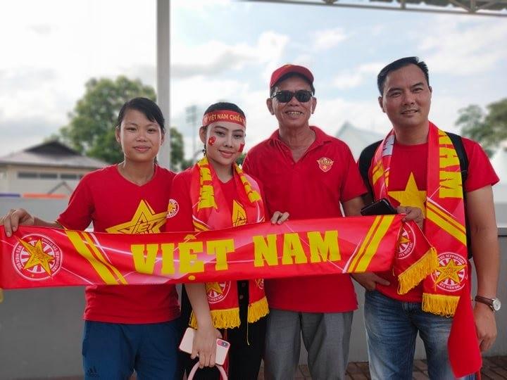 Tiến Linh lập cú đúp, U-22 Việt Nam bay vào bán kết SEA Games - ảnh 25