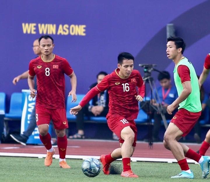 Tiến Linh lập cú đúp, U-22 Việt Nam bay vào bán kết SEA Games - ảnh 17
