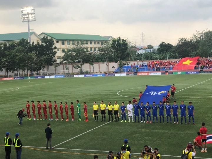 Tiến Linh lập cú đúp, U-22 Việt Nam bay vào bán kết SEA Games - ảnh 13