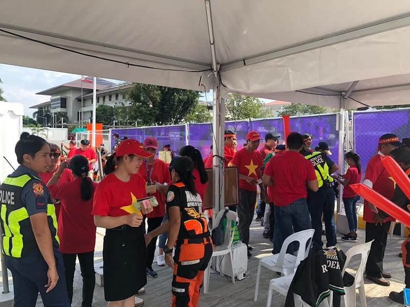 Tiến Linh lập cú đúp, U-22 Việt Nam bay vào bán kết SEA Games - ảnh 28