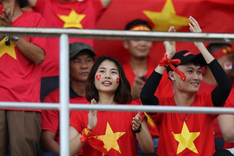 Tiến Linh lập cú đúp, U-22 Việt Nam bay vào bán kết SEA Games - ảnh 8