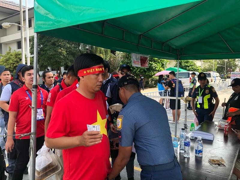 Tiến Linh lập cú đúp, U-22 Việt Nam bay vào bán kết SEA Games - ảnh 30