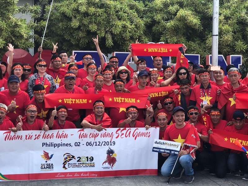 Tiến Linh lập cú đúp, U-22 Việt Nam bay vào bán kết SEA Games - ảnh 32