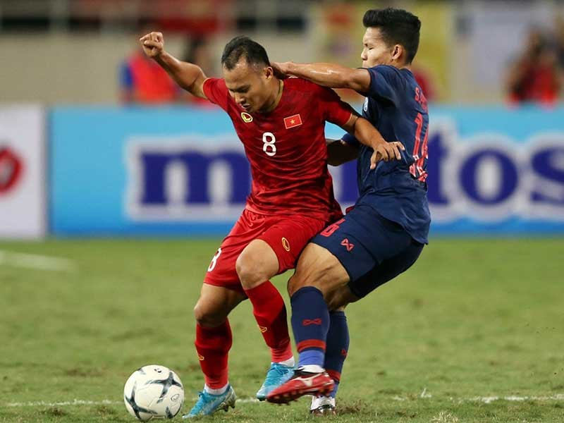 Tiến Linh lập cú đúp, U-22 Việt Nam bay vào bán kết SEA Games - ảnh 35