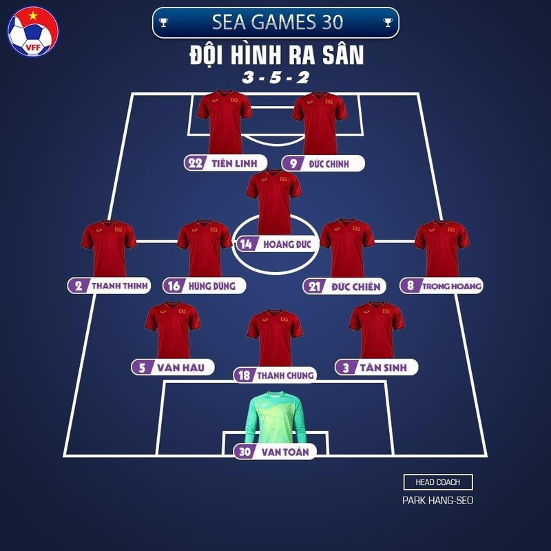 Thắng dễ Campuchia, Việt Nam vào chung kết tái đấu Indonesia - ảnh 28