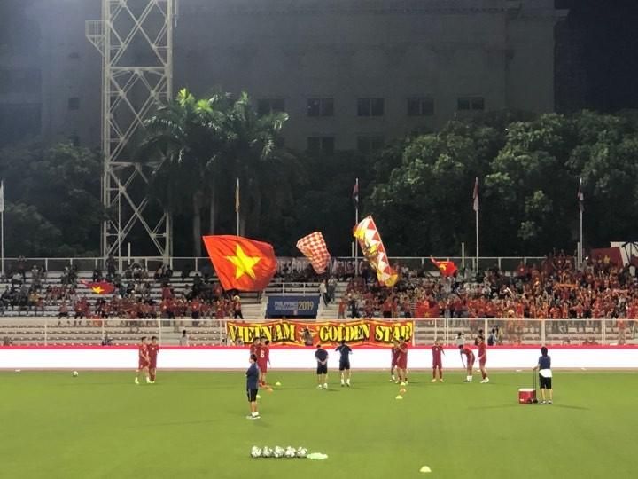 Thắng dễ Campuchia, Việt Nam vào chung kết tái đấu Indonesia - ảnh 19