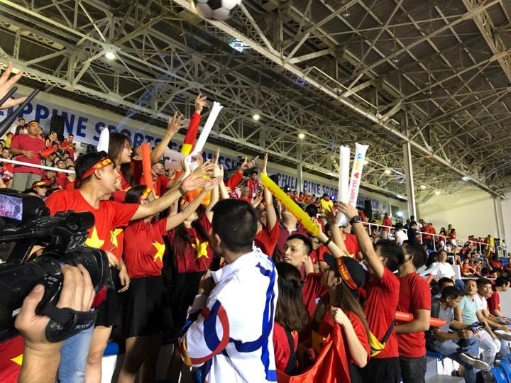 Thắng dễ Campuchia, Việt Nam vào chung kết tái đấu Indonesia - ảnh 22