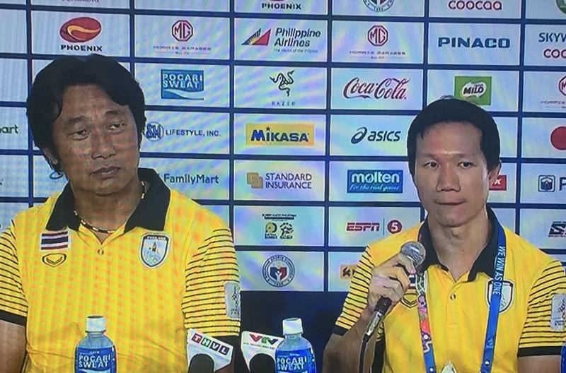 HLV Kaenson: 'Tôi cần thời gian để xây dựng bóng đá Thái Lan' - ảnh 2