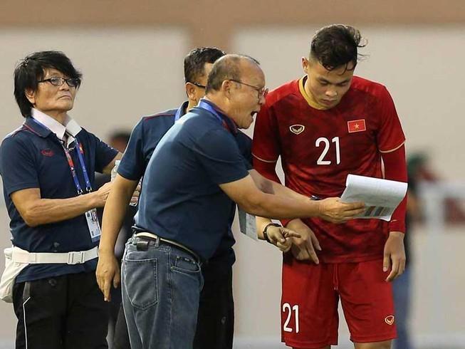 Ông Park chơi hết vốn trước Indonesia! - ảnh 1