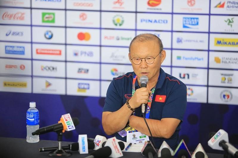 HLV Park Hang-seo: Tôi có trách nhiệm mang HCV về cho Việt Nam - ảnh 1