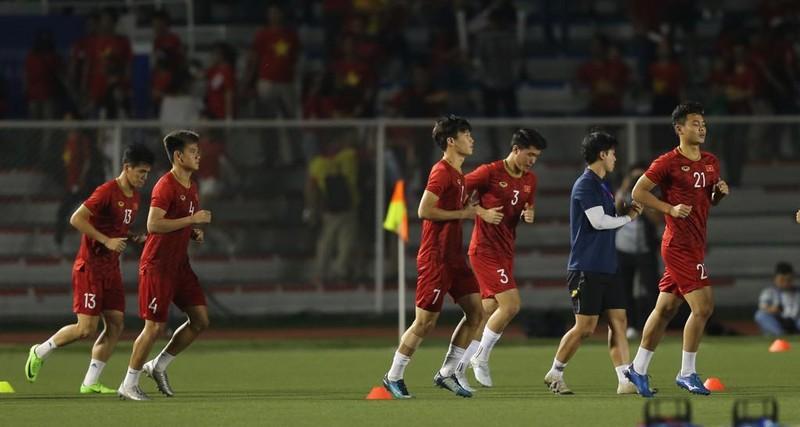 Hạ Indonesia 3-0, U-22 Việt Nam giành HCV SEA Games lịch sử - ảnh 24