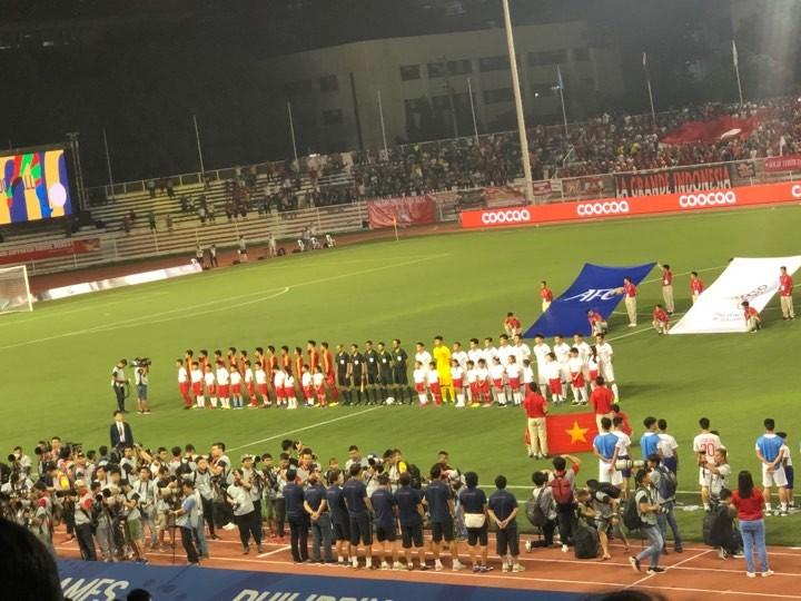 Hạ Indonesia 3-0, U-22 Việt Nam giành HCV SEA Games lịch sử - ảnh 17