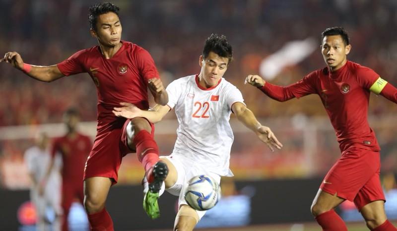 Hạ Indonesia 3-0, U-22 Việt Nam giành HCV SEA Games lịch sử - ảnh 15
