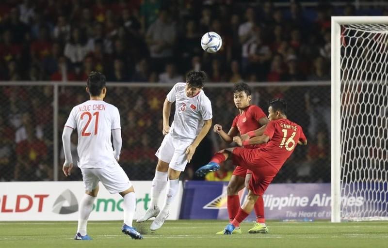 Hạ Indonesia 3-0, U-22 Việt Nam giành HCV SEA Games lịch sử - ảnh 3