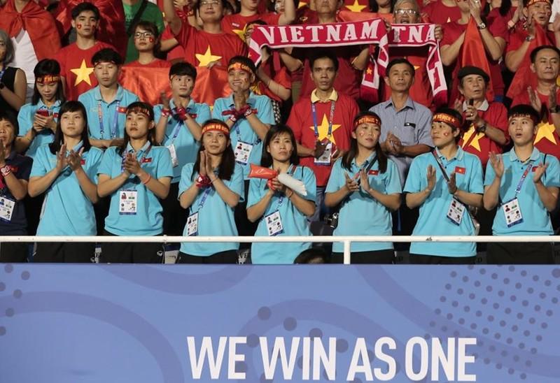 Hạ Indonesia 3-0, U-22 Việt Nam giành HCV SEA Games lịch sử - ảnh 11