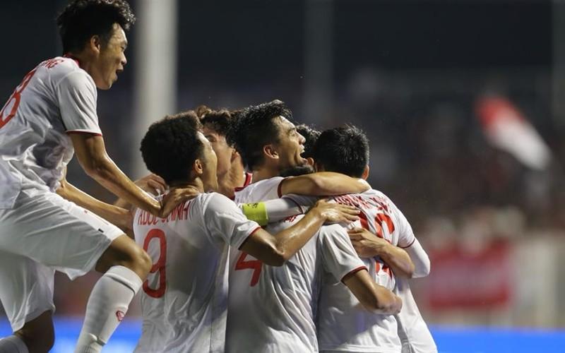 Hạ Indonesia 3-0, U-22 Việt Nam giành HCV SEA Games lịch sử - ảnh 2