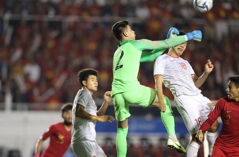 Hạ Indonesia 3-0, U-22 Việt Nam giành HCV SEA Games lịch sử - ảnh 1