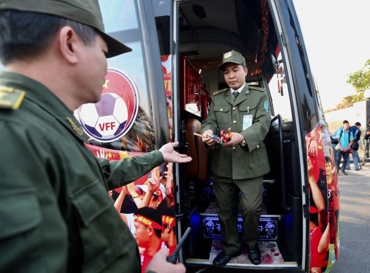 Hai đội tuyển VN dự lễ mừng công của Thủ tướng - ảnh 69