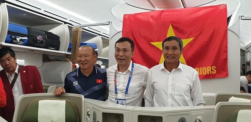 Hai đội tuyển VN dự lễ mừng công của Thủ tướng - ảnh 72