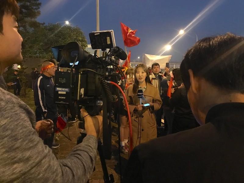 Hai đội tuyển VN dự lễ mừng công của Thủ tướng - ảnh 30