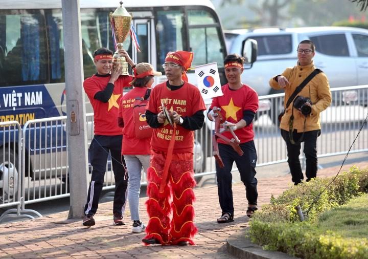 Hai đội tuyển VN dự lễ mừng công của Thủ tướng - ảnh 77