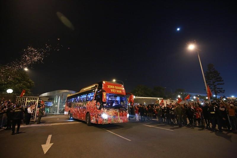 Hai đội tuyển VN dự lễ mừng công của Thủ tướng - ảnh 17